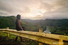 Nagtipunan, Quirino (Lakad Pilipinas) Tags: sunset landscape asia afternoon view philippines viewpoint rollinghills luzon 2014 cagayanvalley quirino viewdeck nagtipunan lakadpilipinas christianlsangoyo landingan landinganviewpoint