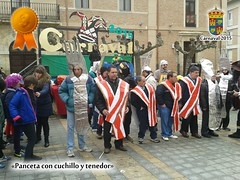 Nº 3-PANCETA CON CUCHILLO Y TENEDOR