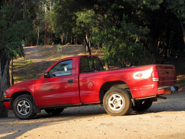 pickup dodge 1998 dakota v6 camionetas dakotasport dakotamagnum