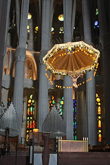 La Sagrada Família (Leaning Ladder Photography) Tags: barcelona church spain catalonia catalunya sagradafamilia espania leaningladder