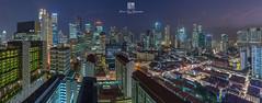 Central Business District Singapore Panorama (Jansen Chua) Tags: panorama singapore southeastasia chinatown cbd bluehour chinatownpoint pinnacle centralbusinessdistrict duxton singaporetourismboard parkroyalonpickering