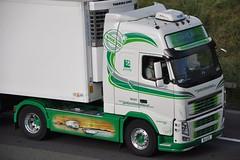 Jordan International Volvo FH WJI 525 (truck_photos) Tags: