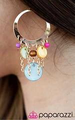 Sunset Sightings Citrus Earrings K1 P5912-4