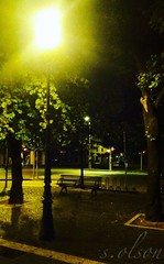 Rome, Italy (steph_o_15) Tags: italy rome streetlight streetlamp citylights nightscene
