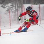 Cam Alexander 3rd at U18 Canadian Championships Super-G PHOTO CREDIT: Derek Trussler