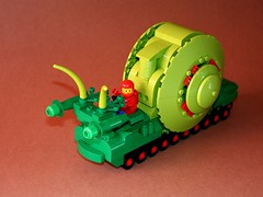 FebRovery 2015 - Day 28 (Final) (Crimso Giger) Tags: lego space rover vehicle moc febrovery
