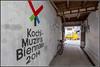 Kochi Muziris Biennale 2014 (Jogesh S) Tags: street people india canon approved biennale kochi 6d 2014 fortkochi canonef1635mmf28liiusm muziris canonef1635f28lii kochimuzirisbiennale2014 ബിനാലേ