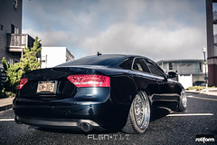 Audi A5 - Rotiform LHR's by FLGN TLT_.jpg (rotiformwheels) Tags: european german audi a5 lhr s5 airride airsuspension forgedwheels rotiform rotiformwheels b8a5 b8s5