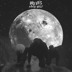 Kanye West - Wolves (feat. Sia & Vic Mensa) (alexdotpsd) Tags: west artwork album cover single designs vic mensa wolves sia feat kanye alex4c alex4cdesigns