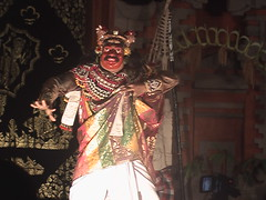 Topeng Dancer