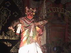 Topeng Dancer