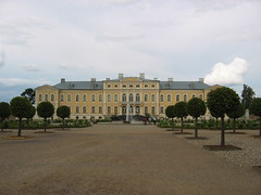 Duke of Courland's Baroque Palace