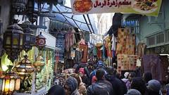 Ljudi na tržnici