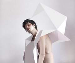 . (Andres Marti) Tags: new york boy portrait selfportrait art me naked nude san francisco origami artist andres japon marti tokio