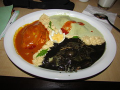 Yucatan cuisine (sftrajan) Tags: food méxico dinner mexico restaurant yucatan yucatán merida mérida 2015 lachayamaya yucatecfood