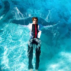 Sawyer Auger (SmittyImagingLtd) Tags: california boy portrait man water pool losangeles artist singer songwriter sawyerauger