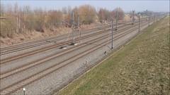 Belgian High Speed - TGV Rseau on it's way to Brussels. (Franky De Witte - Ferroequinologist) Tags: de eisenbahn railway estrada chemin fer spoorwegen ferrocarril ferro ferrovia
