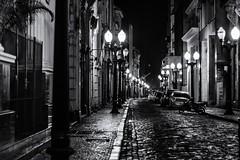 lights (marcus_lahr) Tags: brazil bw lights br sopaulo pb santos luzes