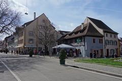 in the streets of Freiburg (6) (BZK2011) Tags: freiburg sony rx100 freiburgimbreisgau strasen streets frhjahr mnsterladen