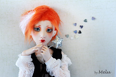 Sweet and Magic Love (Melu Dolls) Tags: melu meludoll meludolls fang merrydoll round citronrouge