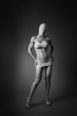 Kileen Ivy in the studio (Mitch Tillison Photography) Tags: kileenivy fit fitness amazing fetish beautiful sensual sexy statuesque gorgeous edgy style stylistic fashion stylized conceptual striking studio portrait nikon d810 tamron godox wistro ad360 mitchtillison photo photography