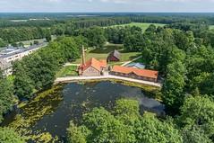 Olustvere viinakk (BlizzardFoto) Tags: olustvere distillery viinakk lake jrv aerofoto aerialphotography