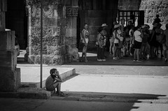 The dark side of the Old Town (Luisen Rodrigo) Tags: kids poverty stolenchildhood rhodes rodos oldtown