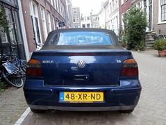 Volkswagen Golf 4 cabrio 1999 nr2016 (a.k.a. Ardy) Tags: softtop 48xrnd