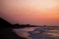 Rosicler (Carovb) Tags: mar sea beach caribe caribbean sunset t3 canont3 colombia salgar playa soledad