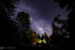Camping in Idyllwild, CA (dougsooley) Tags: california camping trees camp sky mountain mountains tree cali night canon nighttime astrophotography idyllwild nightsky astrophoto milkyway mtsanjacinto canonlenses canonlens skyporn canon1dx dougsooley