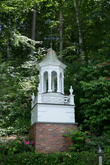 Original Firehouse Cupola (en tee gee) Tags: old cupola restored firehouse coldspringharbor
