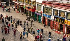 Tibet, people in the street, candid shot (China), 06-2016, 31 (Vlad Meytin, vladsm.com) (Vlad Meytin | Instagram: vmwelt) Tags: chengguan china khimporiumco meytin tibet tibetan vladmeytin art artgallery artists artphoto artworld asia buddhism candid carlzeiss chinese crowd fe5518 gallery highaltitude local men monks old oldwomen outdoor people photography photographyart pictures sony sonya7 sonyalpha streetphotography summer traditional traditionalclothes vladsm vladsmcom vmwelt walking woman women young youngmen youngwomen zeiss
