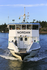 Nordan (Anders Sellin) Tags: skrgrd svartlga bt hav sverige sweden vatten archipelago baltic boat sea sj stockholm water stersjn
