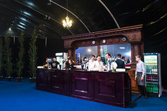 World Council of Credit Unions Conference (Titanic Exhibition Centre) Tags: acrobats armaghcider belfast catering creditunionworldwide elainehillphotography irishmusicians july2016 longmeadow tec titanicbelfast titanicquarter yellowdoor bars burgers chickenandcoleslaw desserts jugglers performers stage stilts titanicexhibitioncentre