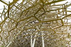 P-00414-No-092_rt-2 (Steve Lippitt) Tags: 04000000 04012000 04012004 architecture art concepts lattice slats thehive aluminium architectural architecturaldetail artistry building canopy concept conceptual design edifice edifices fineart metalsculpture sculpture shapes statuary statue structures richmond surrey unitedkingdom geo:location=royalbotanicgardenskew47kewgreentw93ab exif:aperture=80 exif:make=nikoncorporation exif:isospeed=64 exif:lens=140240mmf28 exif:model=nikond810 geo:lon=029208333333333 geo:state=surrey exif:focallength=14mm camera:model=nikond810 geo:country=unitedkingdom geo:lat=51482065 geo:city=richmond camera:make=nikoncorporation