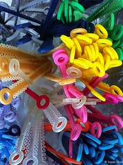 Colours of the Rubberbands - 6th Jan 2016 (princetontiger) Tags: kenya nairobi rubberbands orthodontist colour color dentist