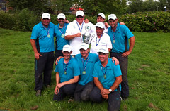 European Championship Coarse Fishing 2016 Silver medaillist Team England (PictureJohn64) Tags: engeland england team lagevaart almere sport vis fish vissen fishing coarse kampioenschap championship european europa europees