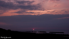 (yomoneko1) Tags: pottering felt bicycle leica sunrise beach
