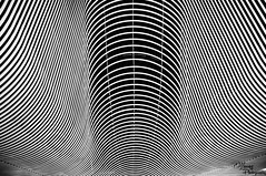 hypnotic (harryz Photography) Tags: architecture pattern harryzphotography hypnotical building modern blackandwhite monochrome symmetry abstract lines texture geomatic minimalism geometric