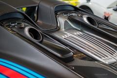 Porsche 918 Spyder @ Nordschleife (MWolff78) Tags: nürburgring nordschleife autos cars rennen