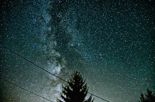 Milky way Ice blue