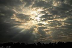 Rayons (antoinebouyer) Tags: rayon soleil nuage ciel sky cloud