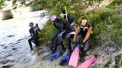 Traun, Flussschwimmen (chipmonk) Tags: 2016 htsv tauchen diving jugendfahrt traun austria