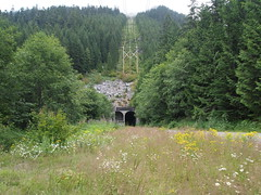 P7308072 (jbhowell) Tags: ironhorse trail bikepacking washington cascades camping snoqualamie tunnel