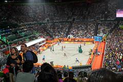 rio2016- copacabana3 (tibau1) Tags: rio janeiro rio2016 2016 olimpadas olimpada olympic games jogos brasil brazil cidade maravilhosa copacabana praia beach arena vlei volley
