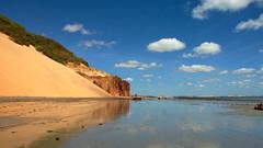 A grande duna de Ponta Negra (André Felipe Carvalho) Tags: peroba mar duna jangada
