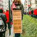 Bruxelles - Manifestation nationale jeudi 6 novembre 2014 - En route vers la Gare du Midi (Vol 4)