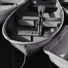 Rowboats (augenbrauns) Tags: dockbay iphone5 snapseed icolorama vscocam