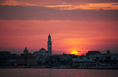 """2_Giacinto Magliocchi - Tramonto sul borgo antico • <a style=""""font-size:0.8em;"""" href=""""http://www.flickr.com/photos/68353010@N08/15690136354/"""" target=""""_blank"""">View on Flickr</a>"""