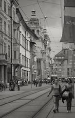 Graz notes _ IGP8559M (attila.stefan) Tags: street austria pentax zoom stefan streetphoto graz stefán ausztria attila chinon kx